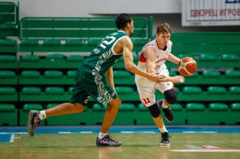 Баскетбольный «Уралмаш» стал финалистом первенства России
