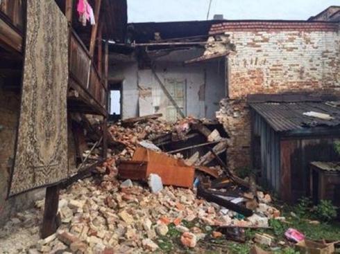 За три рухнувших на Урале жилых дома директор УК отделался лишением должности на год