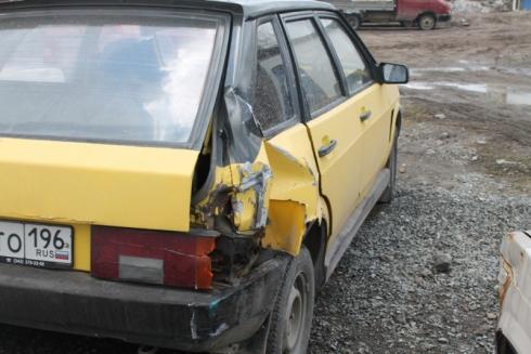 Только стрельба по колесам остановила пьяного уральского водителя