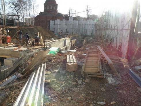 В Екатеринбурге «потеряли» одно из самых старых зданий города