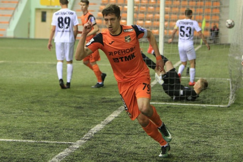 Восемь футболистов «Урала» вырвали победу у «Крыльев Советов»