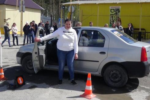 В Екатеринбурге выбрали «Автоледи-2017»