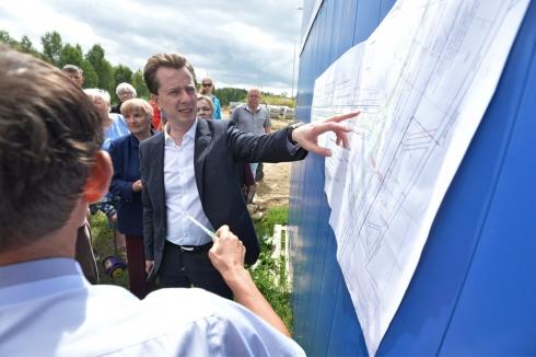 Для жителей нового микрорайона Челябинска Парковый-2 построят хорошую дорогу