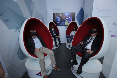 Челябинская область представила свою экспозицию на международной выставке EXPO 2017 в Астане