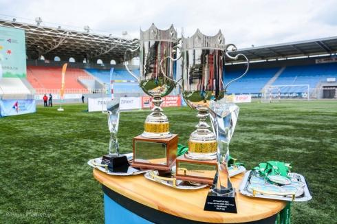 В Челябинске определили победителей Суперкубка по детскому футболу «Метрошка 2017»