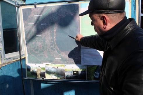 Избыток воды из Смолино перекачают в Курочкино
