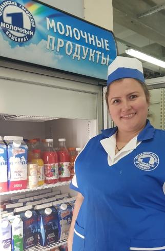 В Челябинске открылась социальная ярмарка продуктов