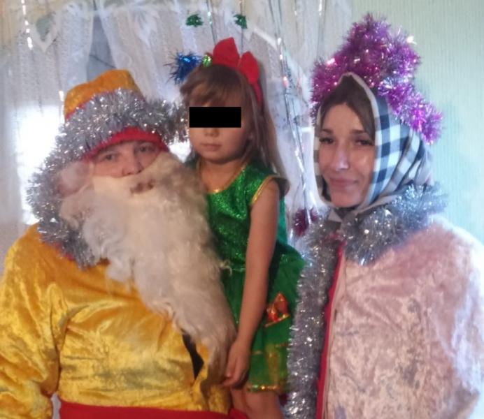 «Полицейский Дед Мороз» посетил детишек в Туринском районе